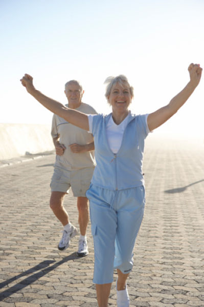Centenarians Walk Their Way Through A Longer Healthy Life