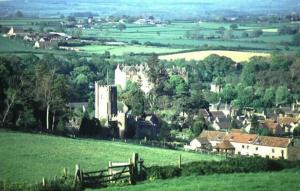 Montacute England Longevity Hotspot